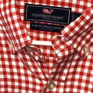 Vineyard Vines Button Up